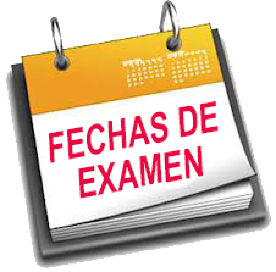 CALENDARIO DE EXAMENES.CONVOCATORIA ORDINARIA.E.S.O